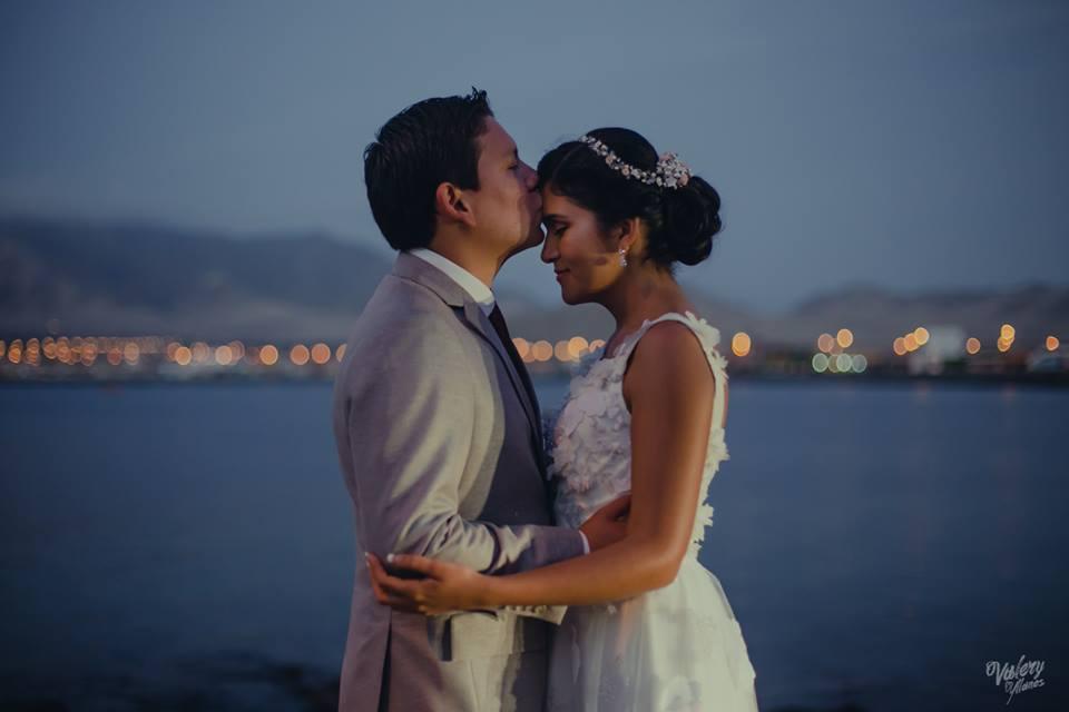 La boda de Fátima y Enrique