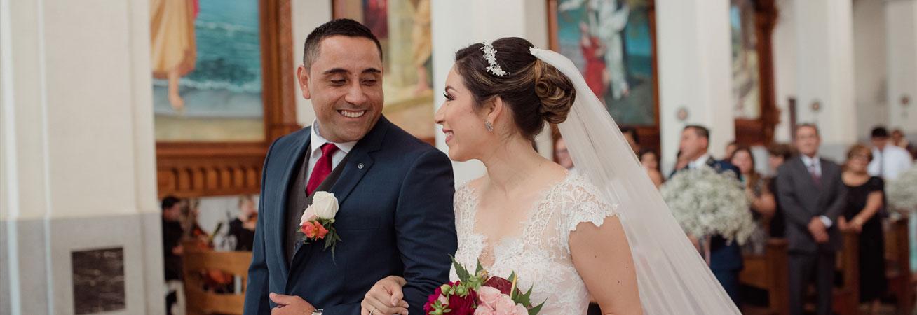 La boda de Nabilah y Jairo.