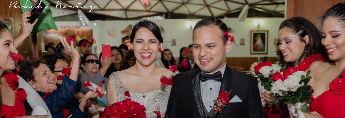 La Boda de Vania y Diego.