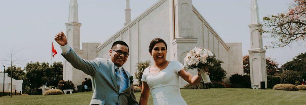 La boda de Hilda y Alex