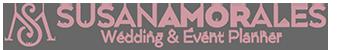 Logo Susana Morales Wedding & Event Planner