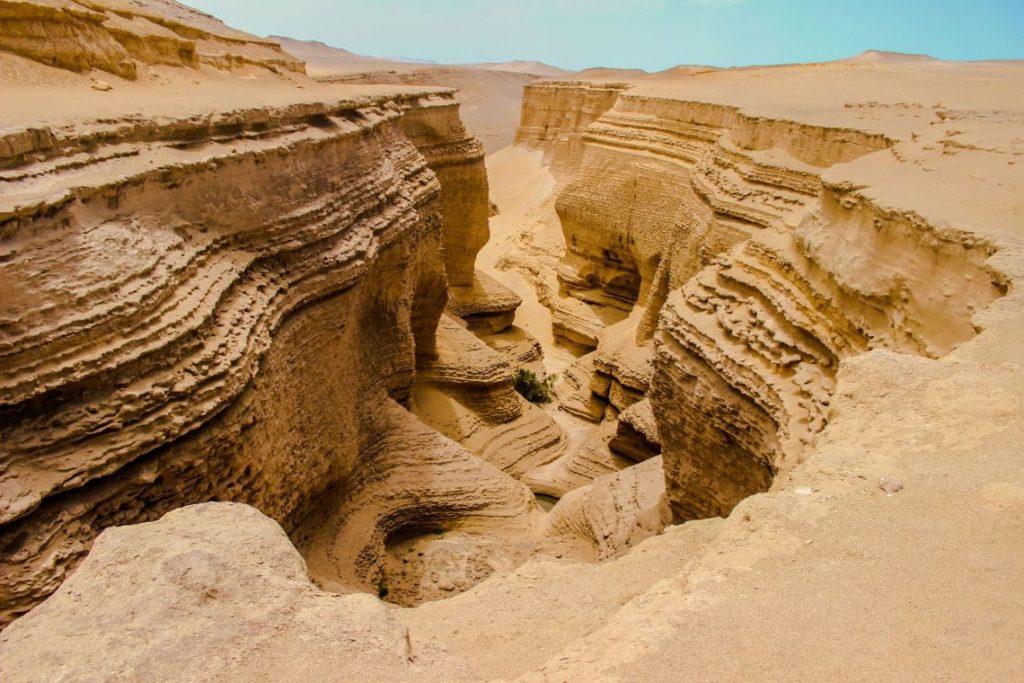 El Cañón de los Perdidos - Ica - Cinco destinos increíbles para luna de miel en el sur del Perú