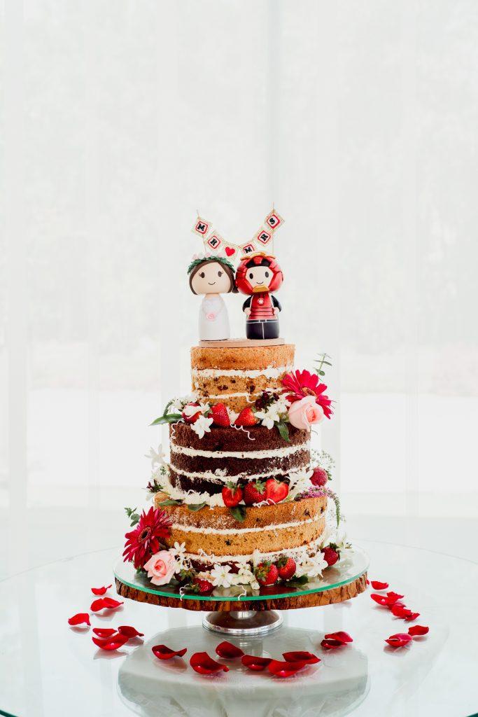 Elige una torta - 10 maneras efectivas para ahorrar en la planificación de tu boda - El blog de Su