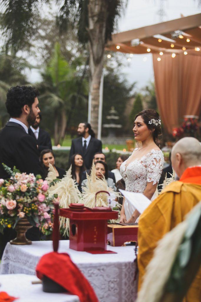 Ceremonia de boda - 10 maneras efectivas para ahorrar en la planificación de tu boda - El blog de Su