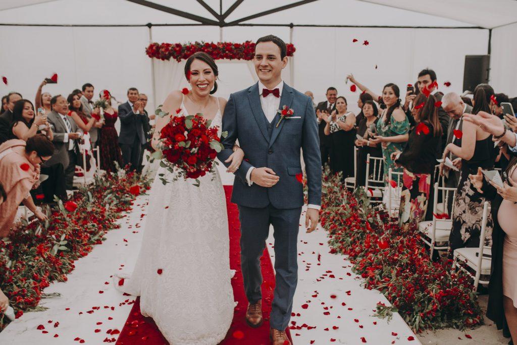 Recomendaciones para realizar la confirmación de asistencia de invitados a tu boda - Boda de Cristina y Andres