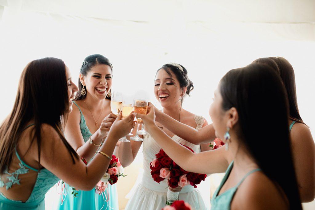 ¿Cuál es su origen? - Las damas de honor - El blog de Su - Susana Morales Wedding & Event Planner