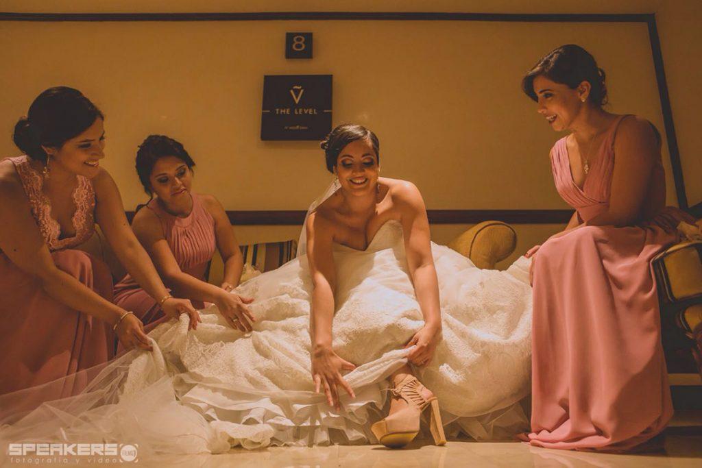 ¿A quiénes deben elegir se debe elegir como damas de honor? - Las damas de honor - El blog de Su - Susana Morales Wedding & Event Planner