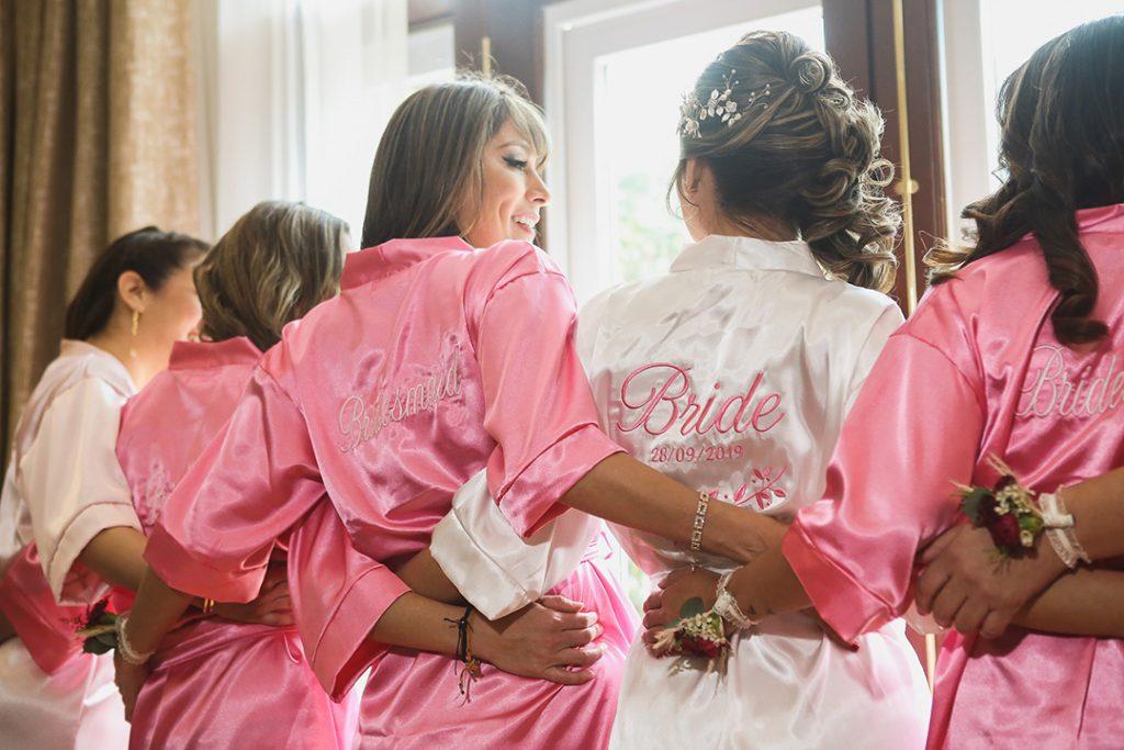 ¿Cuáles son sus funciones? - Las damas de honor - El blog de Su - Susana Morales Wedding & Event Planner
