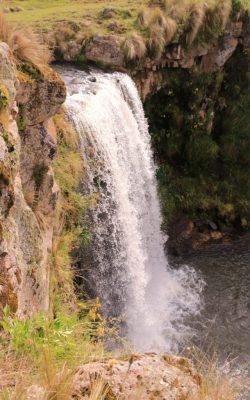 Las cataratas de Pumapaqcha - Ayacucho - Cinco destinos increíbles para luna de miel en el sur del Perú